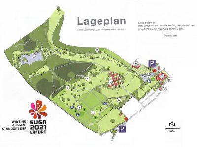Lageplan Park Ebersdorf